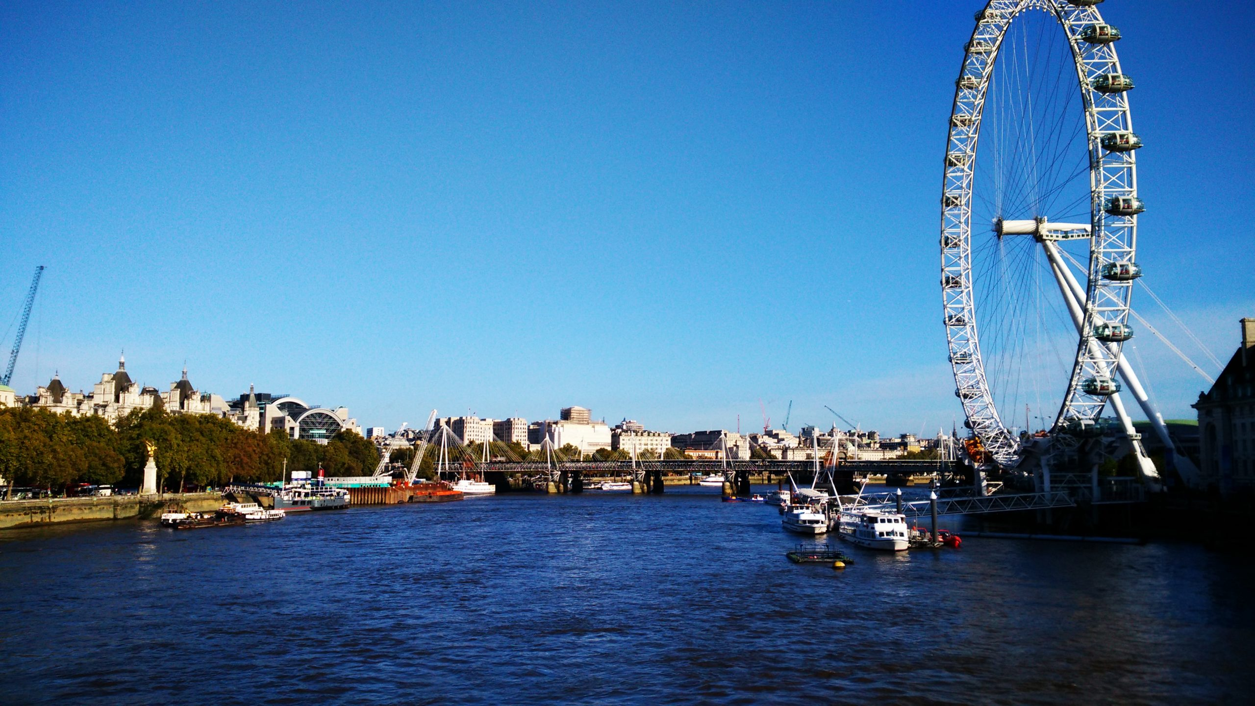 London – first quick look